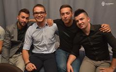 30 August 2014 » DJ John Junior și VJ Mihai