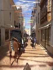 Horse's Arse (Bricheno) Tags: dadegrcia horse cavall caballo marededudegrcia festesdelamarededudegrcia festesdelamarededeudegrcia festesdegrcia fiesta menorca minorca mahon mahn portmahon mao ma island balearics baleares mediterranean bricheno illesbalears spain espaa islasbaleares balears mediterrnia espana 2014 espanya hiszpania spanien spagna   spanje espanha