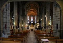 Eglise Sainte-Croix, Nantes (Selbymay) Tags: church église nantes 2014 saintecroix églisesaintecroix