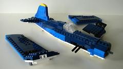 F4U Corsair (11) (henrik.soeby) Tags: aircraft wwii corsair chance f4u vought