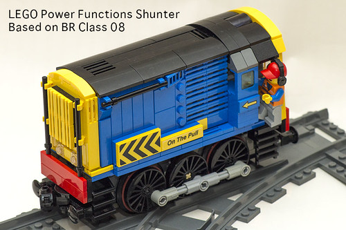 Power Functions Shunter