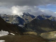 016 - il Ruthor incappucciato (TFRARUG) Tags: alps alpine alpi valledaosta valdaosta arbolle lagogelato emilius ruthor leslaures trecappuccini