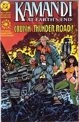 Kamandi Earth's End No 3 (Trevor Durritt) Tags: comic ebay cover kamandi