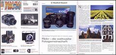 "Flickr im Magazin ""Photo Deal""  (M.A.K.photo) Tags: leica film analog kodak magazin publications photohistory leicam6 ektachromee100vs ekachrome photgraphica photodeal verffenlichungen"