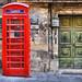Maltese phone booth
