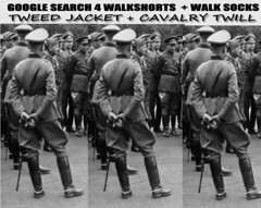 3 X Generals google search Walksocks 7 (The General Was Here !!!) Tags: army war uniform general nazi riding ww2 3rd generals reich tweed ridingboots tweedjacket tweedcoat uniformjacket armyofficer ridingbreeches cavalrytwill germanarmyofficer uniformcollection tweedjacketphotos