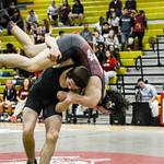 RBHS Wrestling vs ARHS 2-8-17