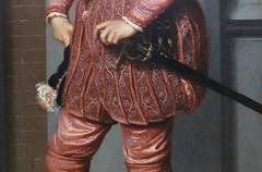Moroni - Portrait of Gian Gerolamo Grumelli (1560, detail I) (Elisa1880) Tags: rijksmuseum twenthe enschede nederland netherlands in het hart van de renaissance heart exhibition tentoonstelling kunst art italy italie north noorditalie giovan battista moroni portret gian gerolamo grumelli portrait