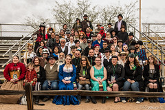 20170305-DSC_0005 (Daniel Sennett) Tags: wild west con steampunk convention tao photography taophotoaz arizona tucson az gears doctor who airship isabella tea racing splendid