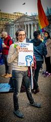 2017.02.22 ProtectTransKids Protest, Washington, DC USA 01055