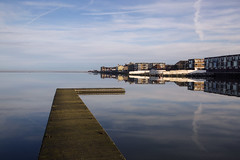 West Kirby Marine Lake (David Chennell - DavidC.Photography) Tags: wirral jetty merseyside westkirby marinelake reflection