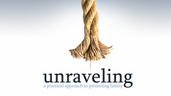 Unraveling Key Art (DevinDoesThings) Tags: family church sermon unraveling keyart sermonseries