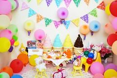 Kuku clara 1st anniversary party (oever//**) Tags: clara house me girl hug doll darling kuku ivery