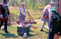 20140621 022.jpg (ctmorgan) Tags: court stocks gaol drubbing pillory assize concannonrenaissancefaire