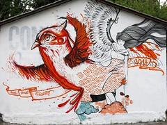 Junk  Soter (Walls of Belgrade) Tags: streetart graffiti junk serbia belgrade beograd soter