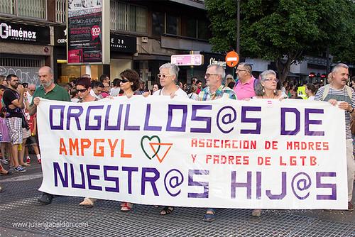 Orgullo LGTB Valencia 2014