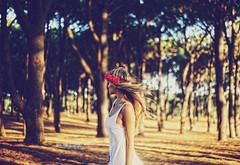 Forest Chase (Amanda Mabel) Tags: motion forest fashionphotography sydney australia editorial amandamabel winkmodels georgiagrav