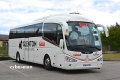 Black's Brechin BL14TVL. (EYBusman) Tags: road park new black bus century scotland coach holidays yorkshire pb glen east independent blacks brand ton scania bridlington i4 brechin irizar hilderthorpe eybusman bl14tvl