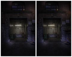 Loading Dock (-ytf-) Tags: nyc newyorkcity brooklyn 3d stereo williamsburg crossview ytf ytfnyc