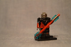 ZR280 (KeteR_u_S) Tags: lego space pirate android minifigure