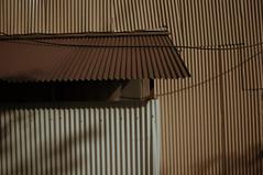 browny (tetsuo5) Tags: brown kamakura 鎌倉 茶色 yamanouchi explored 山ノ内 トタン corrugatedboard nex6 sigma19mmf28exdn