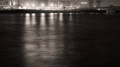 DSC04873-Edit.jpg (ntstnori) Tags: bridge sea tokyo bay f14 sony 85mm  nightview tokyobay koto planar carlzeiss lalaport toyosu    urbandock  planart85mmf14za 99 slta99v