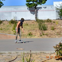He was showing off his moves. So I stuck a pic.  #photography #actionphotography #skatepark #ninja #nikond3100 #gorgeous #sum (brinksphotos) Tags: photography ninja gorgeous skatepark sum actionphotography nikond3100