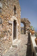 Castelmola - Arch (nunziosantisi) Tags: photography arch sicily arco sicilia castelmola sonyalpha