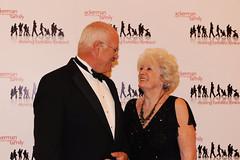 Joseph C. Williams and Board Member Jeannie Ackerman Curhan
