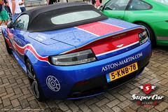 Aston Martin @ Supercar Sunday Assen (RACEPLAATJES.nl) Tags: show canon martin sunday racing static circuit supercar aston assen 60d 1585mm