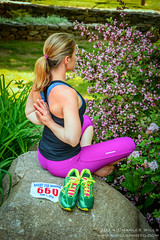 Easy Seated with Hands in Reverse Prayer (Charles Wills) Tags: yoga processed yogaposes blissyoga charleswills sonya7 easyseatedwithhandsinreverseprayer liliawills