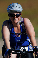 Smile (dcstep) Tags: usa bike colorado aurora biker bikers allrightsreserved cherrycreekstatepark ef500mmf4lis canon5dmkiii ef20xtciii copyright2014davidcstephens 06282014 dxoopticspro95 tribellawomenstriathlon z5a1701dxosrgb