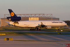 D-ALCD - McDonnell Douglas MD-11F [628/48784] - Lufthansa Cargo Airlines (Leezpics) Tags: airports fra frankfurtammain freighters mcdonnelldouglas md11f cargoaircraft eddf commercialaircraft dalcd lufthansacargoairlines 23may2014