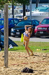 2014-07-04 BBV Hat Draw Tournament (90) (cmfgu) Tags: holiday net beach sports ball court md sand outdoor 4th july maryland baltimore tournament bikini volleyball coed athlete fourth independenceday league 4s innerharbor fours bbv rashfield hatdraw