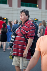 04 Jul. 2014. Old Town Manassas, VA. The Loneliness of the Long Focal Length Photographer (The UberSteve) Tags: festivals manassas july4th candids personalfavorites oldtownmanassas