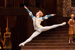 Listen: Steven McRae - 'Romeo and Juliet is in my blood'