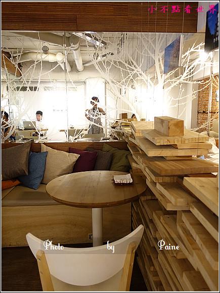 台北東區akuma caca cafe