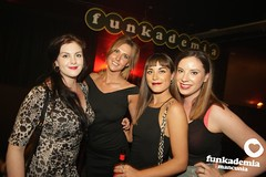 Funkademia at the Mint Lounge 21st of June 2014