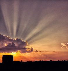 23 (ayman_ay17) Tags: light sunset cloud sun clouds egypt samsung مصر