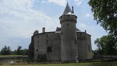 20140621-12 La Brède » Le château (XII-XV), demeure de Montesquieu (1689-1755) (bergeje) Tags: labrède