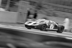 Ford GT40, Le Mans Classic 2014 (Thibault Gaulain) Tags: france classic ford rain night nikon pluie racing mans le nuit lemans v8 v10 v6 gt40 v12 2014 nikond3200 d3200 lemansclassic2014