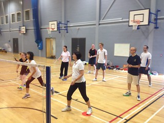 Adult Coaching - Summer 2014