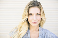 Sarah (Shaun Jones LA) Tags: girls portrait woman girl portraits model women modeling blondes models headshot blonde headshots