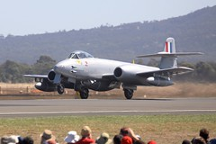Meteor (joolsgriff) Tags: australia raaf meteor gloster vhmbx meteorf8 a77851