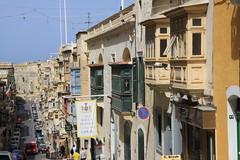IMG_7556 (boaski) Tags: voyage street city travel summer urban tourism architecture town belt sommer malta tourist architektur tourisme reise valletta valetta mediterranian turist mittelmeer turisme syden maltease middlesea turismus maltesisch middelhav