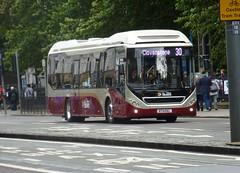 21 - BT14 DKL (Cammies Transport Photography) Tags: street bus buses 30 for volvo coach edinburgh 21 transport princes hybrid lothian 7900 lothianbuses clovenstone bt14dkl