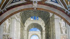 Raphael, arches (profzucker) Tags: italy vatican philosophy classical raphael fresco renaissance ancientgreece stanza papal stanzadellasegnatura segnatura