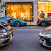 MP4-12C, Audi R8, Porsche GT2 & Lamborghini Aventador