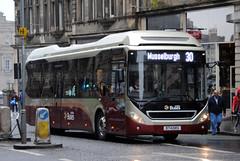 24 (Callum's Buses & Stuff) Tags: man bus buses volvo edinburgh iron hybrid lothian 7900 madder lothianbuses edinburghbus madderandwhite madderwhite maddermadderandwhite