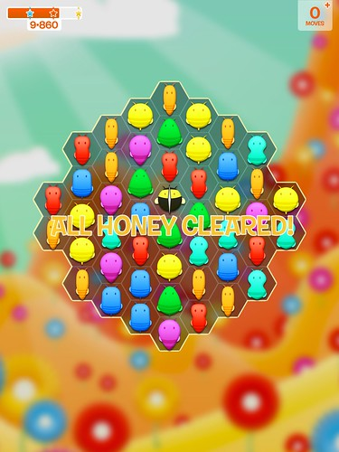 Disco Bees Gameplay: screenshots, UI
